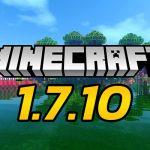 minecraft-download-1-7-10, มายคราฟ 1.7-10