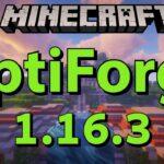 Minecraft Version 1.16.3